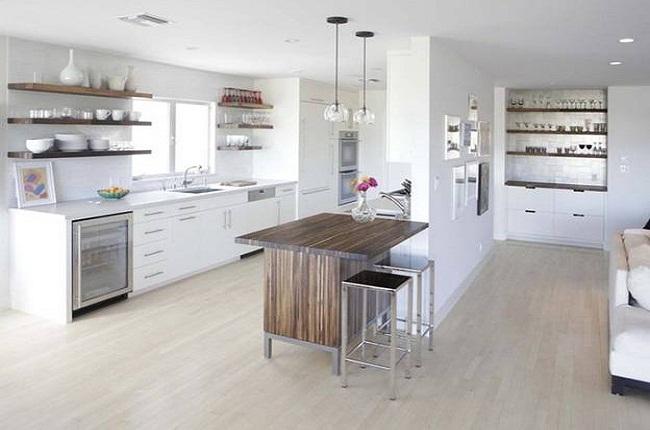 5 cách làm mới tủ bếp nhà bạn