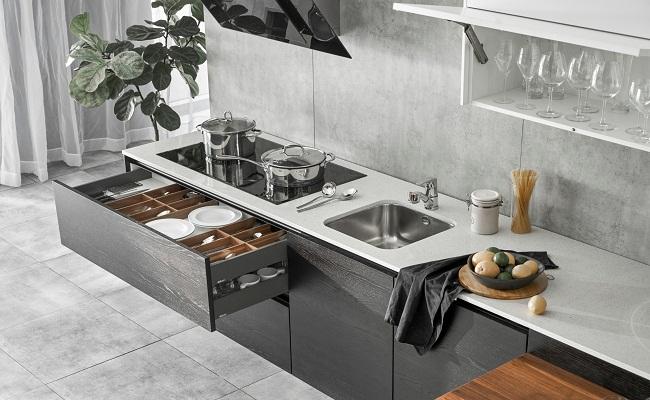 5 thiết bị tủ bếp thông minh nhà bếp cần có