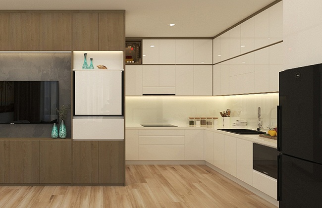 Bản vẽ tủ bếp