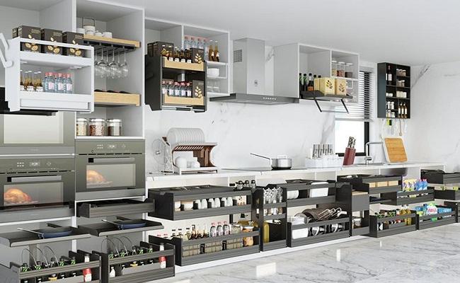 Bảng báo giá thiết bị tủ bếp chi tiết
