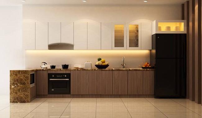 Báo giá tủ bếp chung cư mới nhất 2021