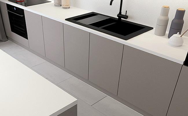 Xu hướng lựa chọn bề mặt tủ bếp năm 2021