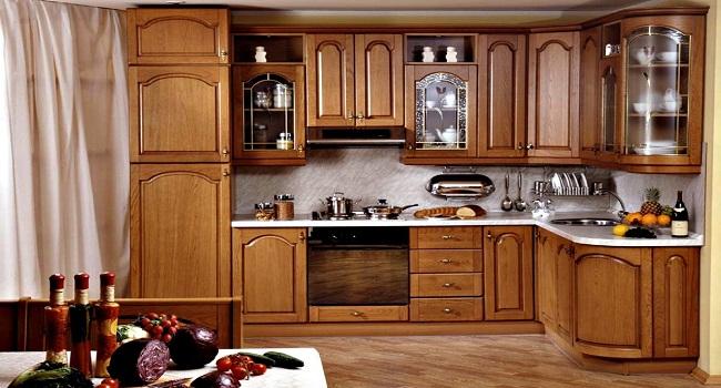 Bếp gỗ đẹp