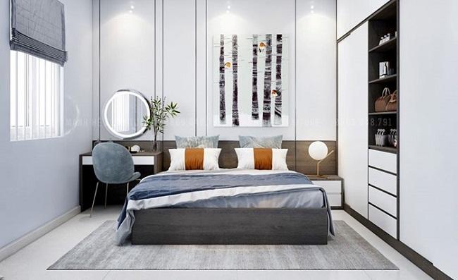 Bố trí phòng ngủ hợp lý để có giấc ngủ ngon