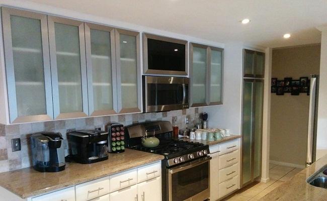Cách làm tủ bếp đơn giản tiết kiệm chi phí tối đa