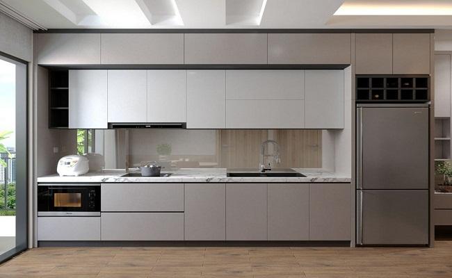 Cách thiết kế tủ bếp đơn giản