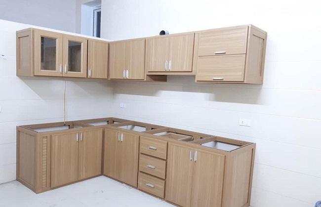 Cấu tạo tủ bếp