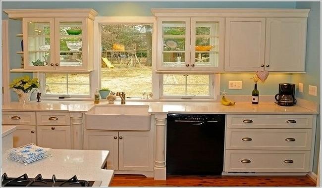 Cửa sổ cho phòng bếp