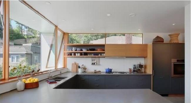 Cửa sổ phòng bếp