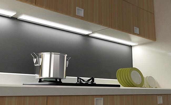Đèn led tủ bếp