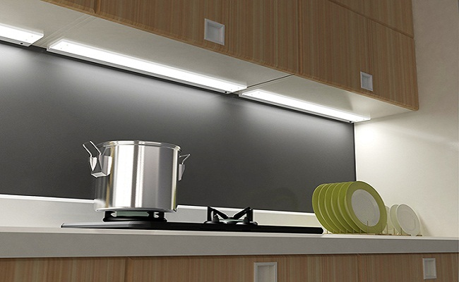 Cách chọn đèn led phù hợp với tủ bếp nhất