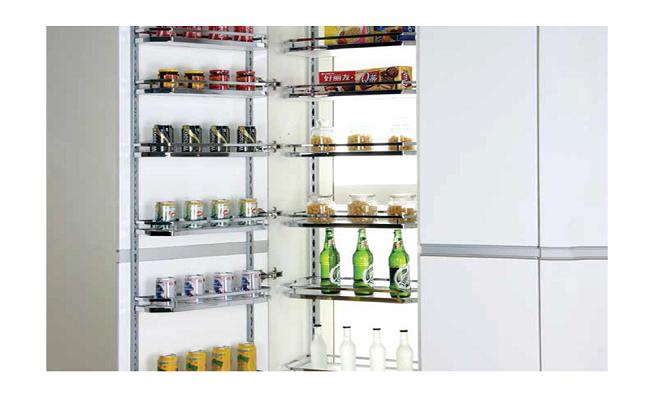 Giá phụ kiện tủ bếp