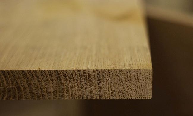 Giá tủ bếp gỗ dổi