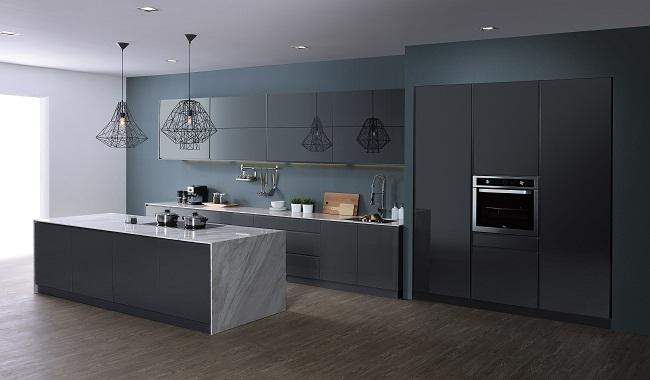 Kinh nghiệm chọn màu sắc tủ bếp