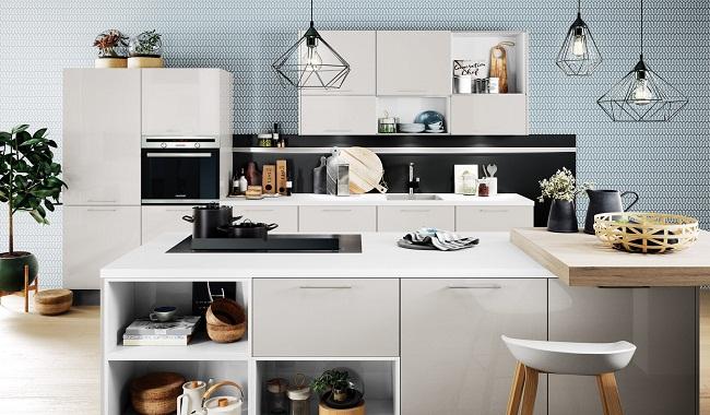 Chọn đơn vị thiết kế tủ bếp uy tín