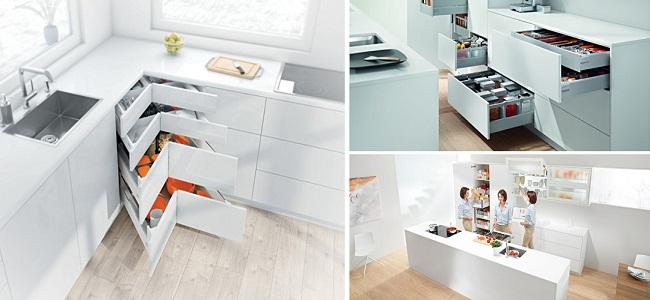 Lưu ý khi chọn nội thất tủ bếp gia đình