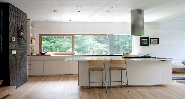 Mẫu cửa sổ phòng bếp đẹp