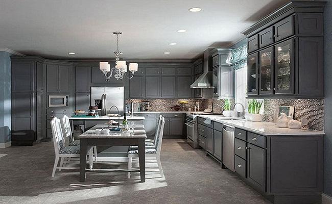 Mẫu nội thất nhà bếp xinh tuyệt đẹp