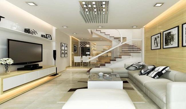 Mẫu nội thất nhà phố đẹp