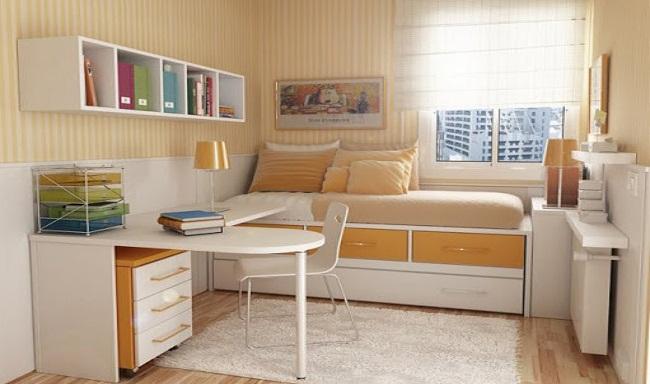 Mẫu phòng ngủ 6m2