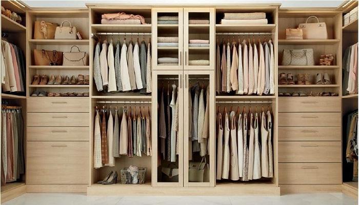 Mẫu tủ áo