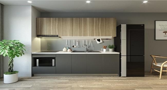 Nguyên lý thiết kế tủ bếp