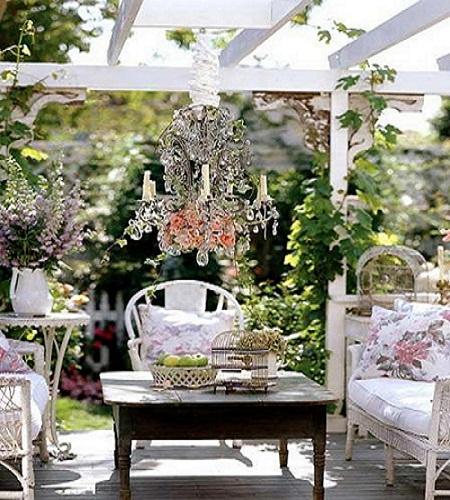 Những mẫu thiết kế sân vườn đẹp