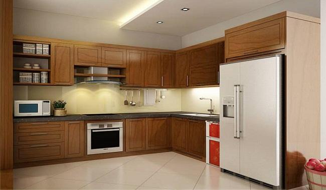 Những mẫu tủ bếp đẹp