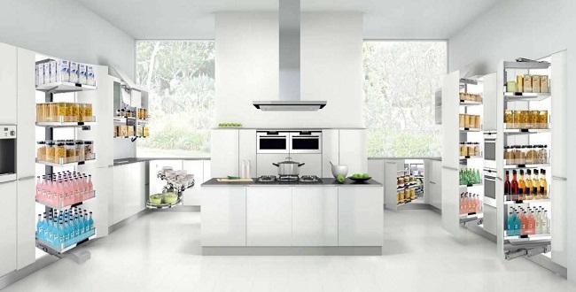 Nội thất tủ bếp - Nội thất cho các loại tủ bếp tại Thế Giới Mộc