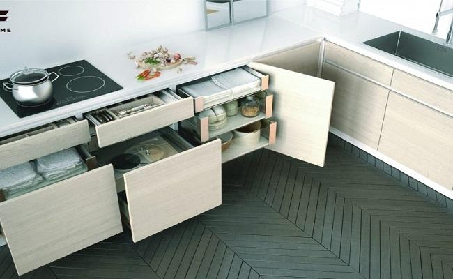 Nội thất tủ bếp giá rẻ
