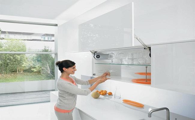 Tủ bếp thông minh