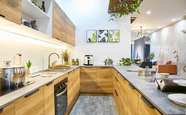 10 phong cách thiết kế tủ bếp thông dụng nhất