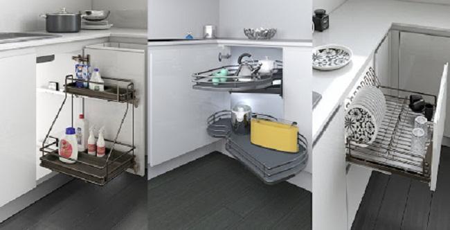 Phụ kiện tủ bếp Cariny chính hãng giá rẻ