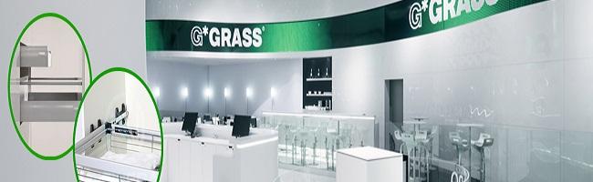 Phụ kiện tủ bếp Grass