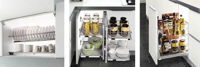 Phân phối phụ kiện tủ bếp Higold chính hãng giá tốt