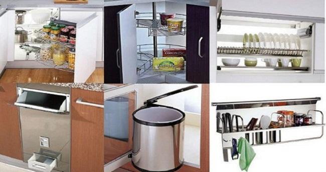 Phụ kiện tủ bếp mua ở đâu để đảm bảo chất lượng?