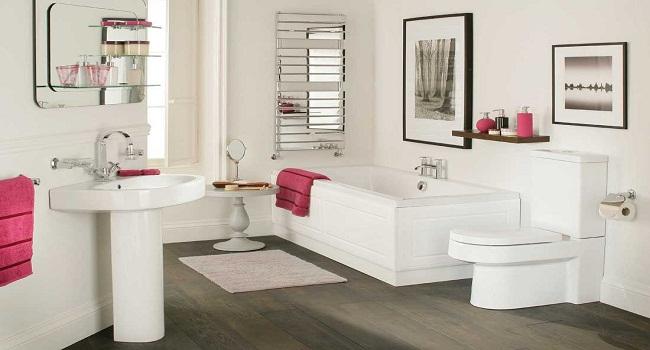 Thay đổi phong cách phòng tắm tiết kiệm