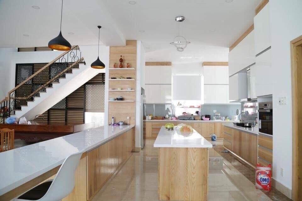 Thiết kế nội thất chung cư đẹp cho căn hộ 06 tòa AuTumn GoldSeaSon