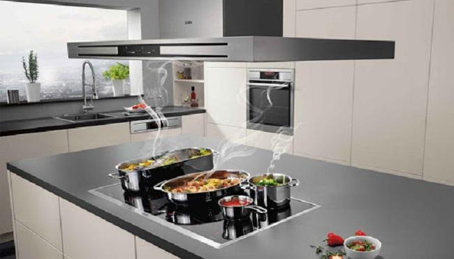 Thiết bị tủ bếp thông minh không thể thiếu trong căn bếp