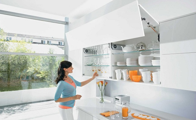 Thiết bị tủ bếp thông minh nhà bếp cần có