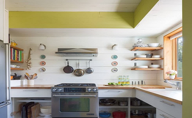Thiết kế bếp nhỏ
