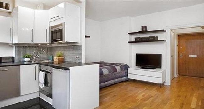 Thiết kế không gian thông minh cho căn hộ nhỏ