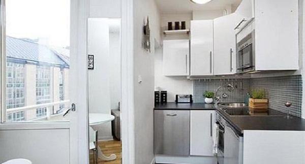 Thiết kế thông minh cho căn hộ nhỏ