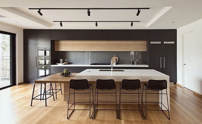 Thiết kế tủ bếp âm tường cần lưu ý điều gì?