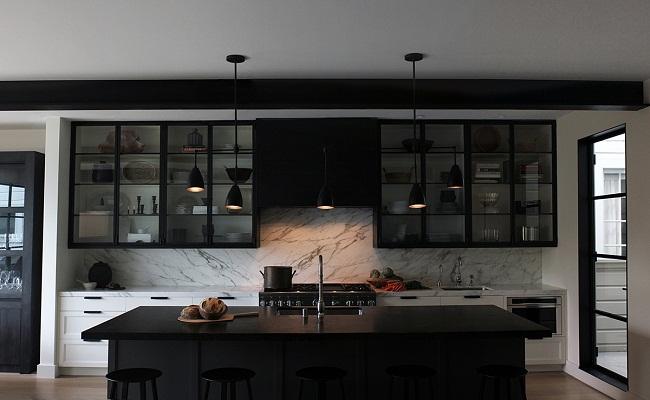 Thiết kế tủ bếp độc đáo