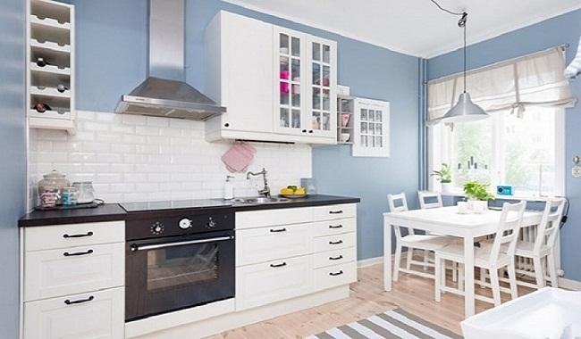 Thiết kế tủ bếp giá rẻ cho nhà chung cư