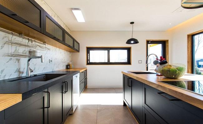 Tủ bếp chung cư hiện đại bạn nên tham khảo