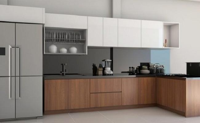 Tủ bếp gỗ công nghiệp có bền không? Loại nào tốt nhất?