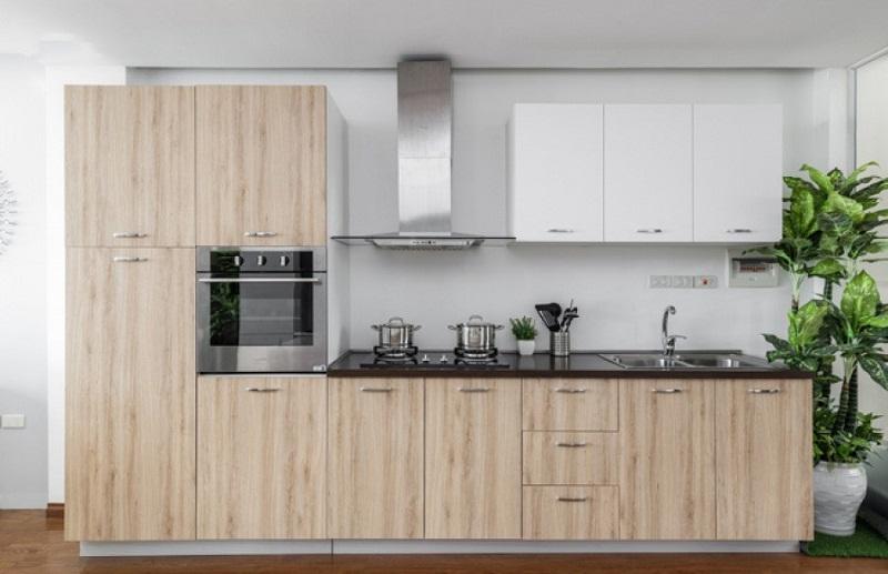Tủ bếp hiện đại giá rẻ