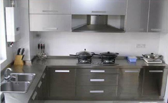 Tủ bếp inox giá rẻ có nên mua? Ở đâu chất lượng?